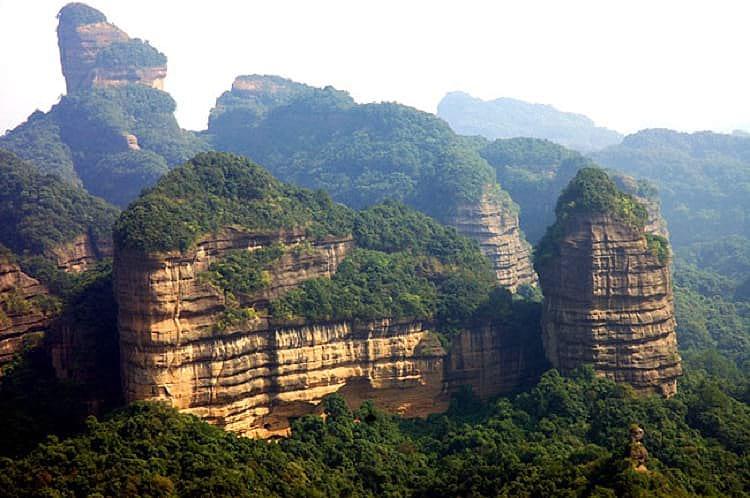 Mount Danxia.