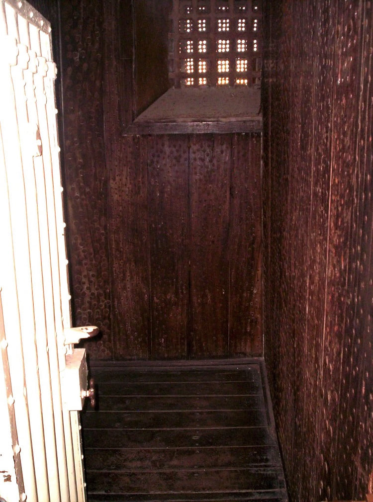 The 'escape proof' cell
